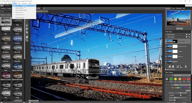 最專業照片修圖軟體!數百PS濾鏡原價2000免費下載