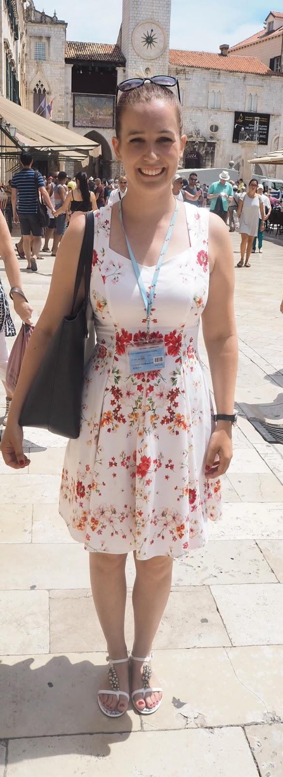 Dubrovnik travel tour guide Ivana Basi