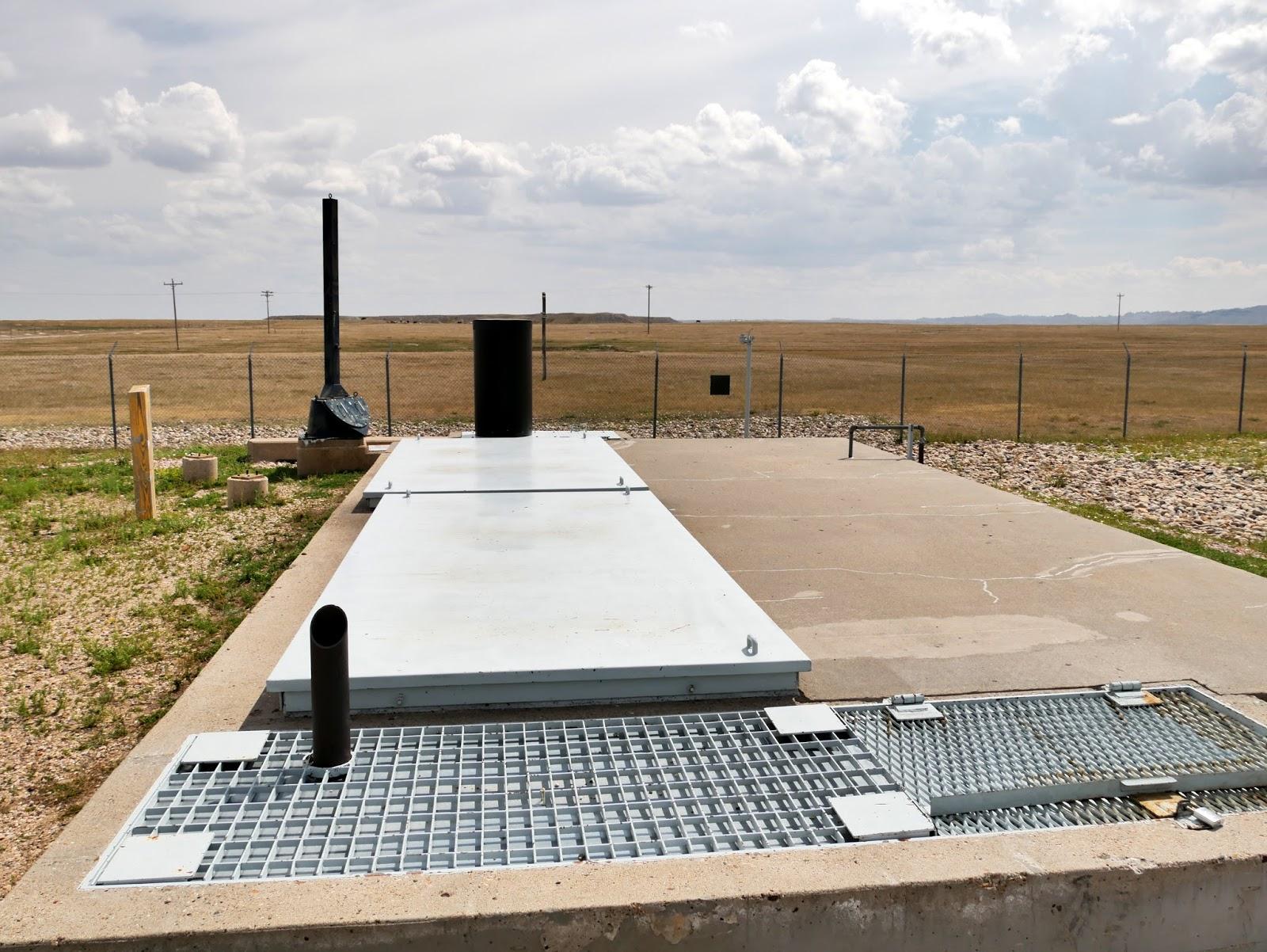 Launch Control Facility Delta  Tours