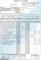 bulletin de paie IDE fonction publiques hospitalière