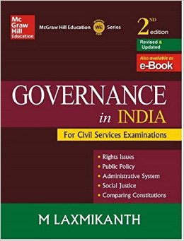 Governance in India - M. Laxmikanth