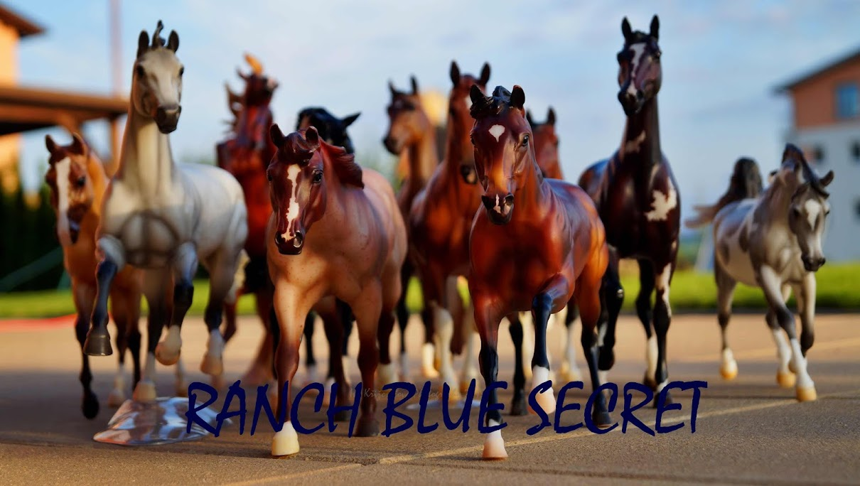 Ranch Blue Secret