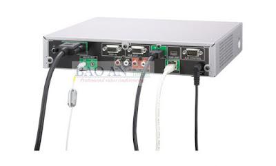Thiết bi hội nghị truyền hình PCS-XG55 hình 3