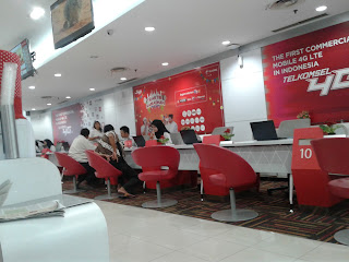 Grapari Telkomsel | Upgrade Tcash Basic ke Full Service