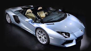 Dream Fantasy Cars-Aventador LP 700-4 Roadster