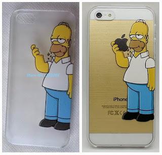 capa-celular-transparente-Homer-simpson
