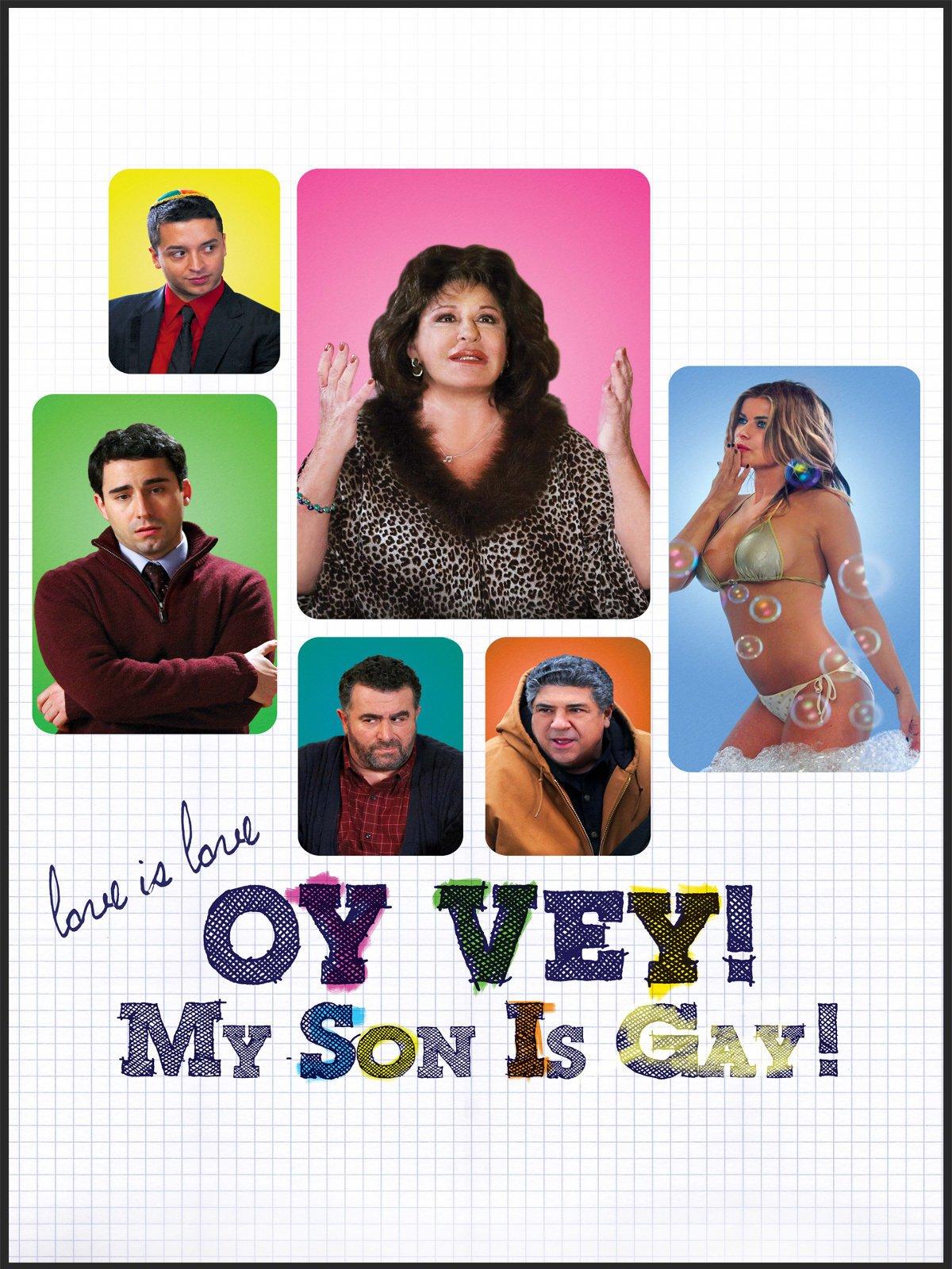 Oy Vey! My Son Is Gay! (2009) Hindi Dual Audio 720p HDRip 900MB ESubs