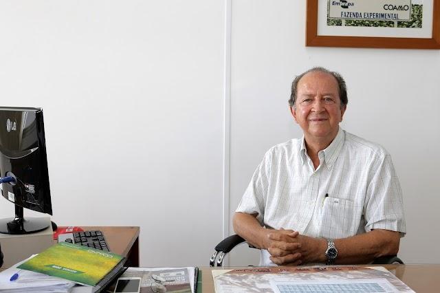 """Honraria: Ricardo Calderari vai receber """"Medalha e diploma de Mérito Crea/PR 2015"""""""