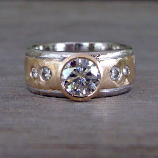 one carat moissanite