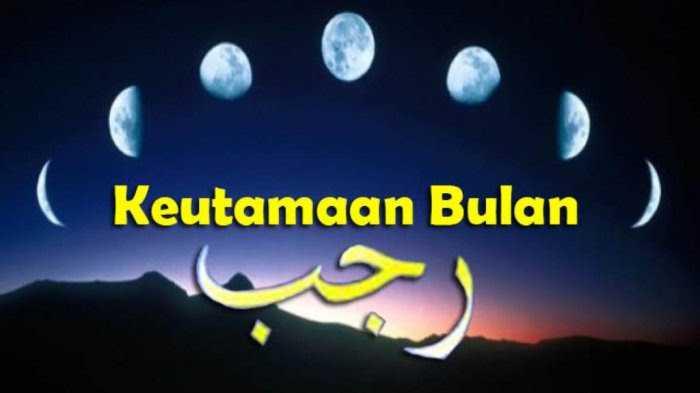 Puasa Bulan Rajab Menurut Sunnah dan Hadits Shahih