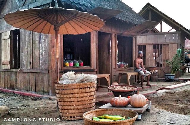 Berwisata ke Gamplong Studio Alam Yogyakarta