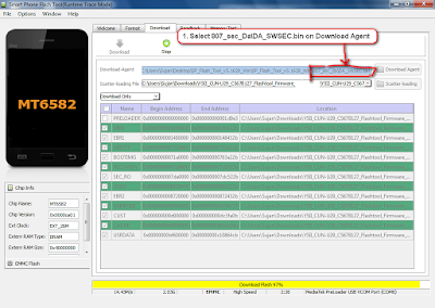 Learn How To Flash Huawei Y5ii (CUN-U29) and Dead Recover.