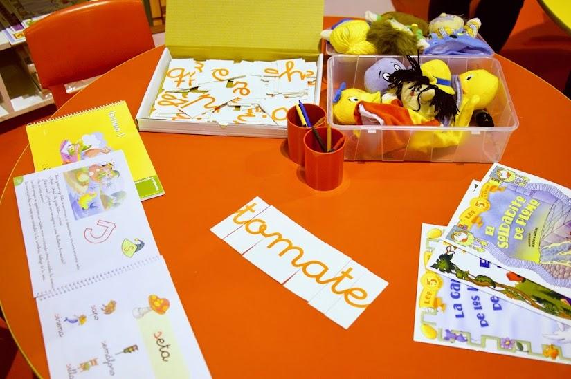 Método de lectoescritura en Schools Day