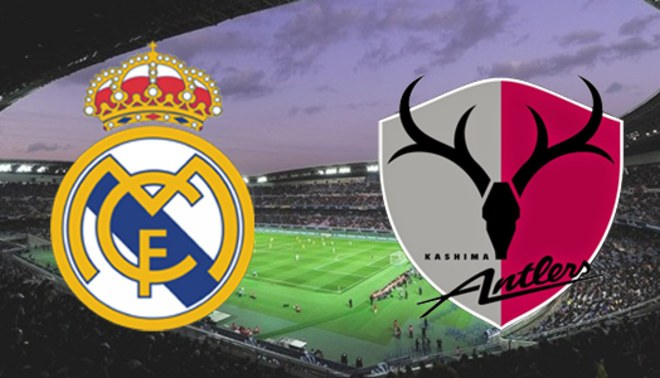 Kashima vs. Real Madrid
