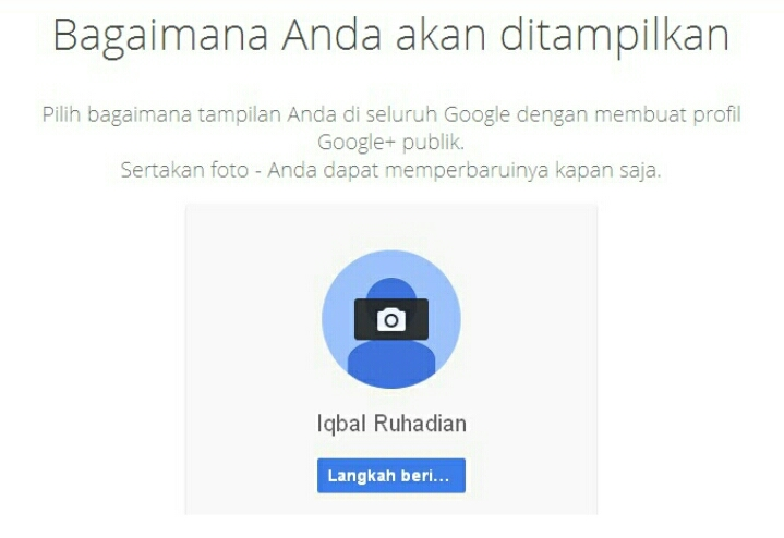 Cara Membuat Atau Menciptakan Akun Google Baru Cara Membuat Akun Google Baru