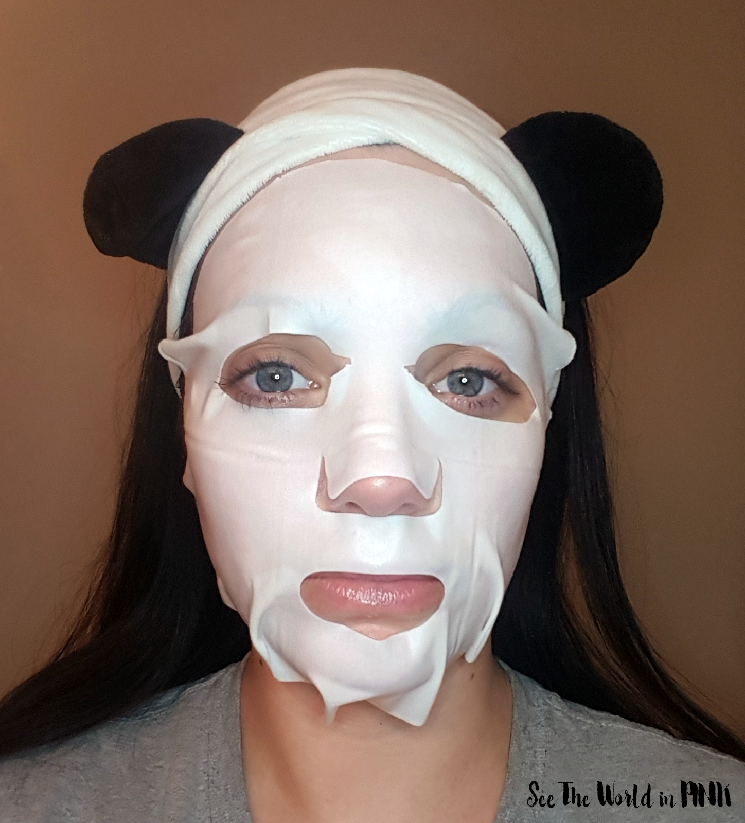 Skincare Sunday #CBBGetsSheetFaced Week Four Recap with Reviews - Tatcha Luminous Dewy Skin Sheet Mask