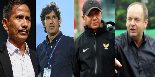 Duel Pelatih Asing Versus Lokal di Semifinal Piala Presiden