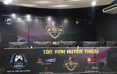 [AoE] Lịch trình các vòng đấu Tứ kết, Bán kết và Chung kết tại giải đấu AoE Bé Yêu Cup 2019