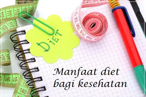 Manfaat Program Diet Untuk Kesehatan