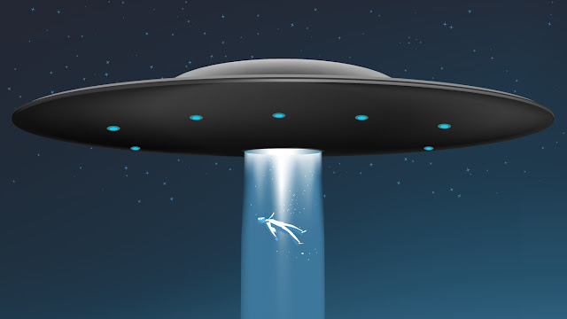 Aliens abducting people UFO news