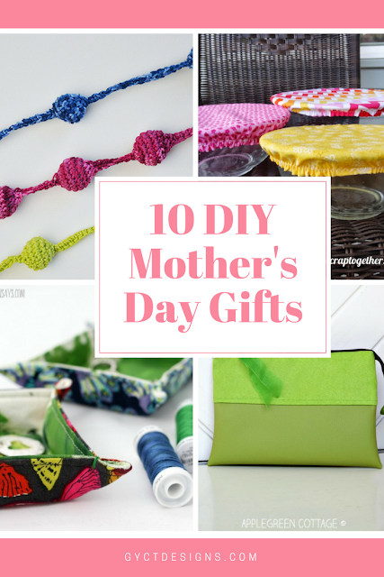 10 Easy DIY Mother's Day Gifts