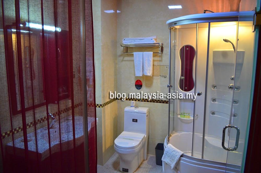 Haidu Hotel Dali Toilet