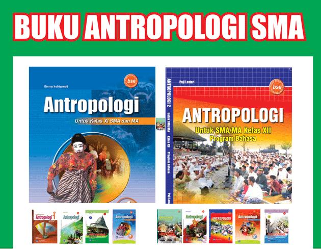 Kumpulan Buku Paket Antropologi SMA Lengkap