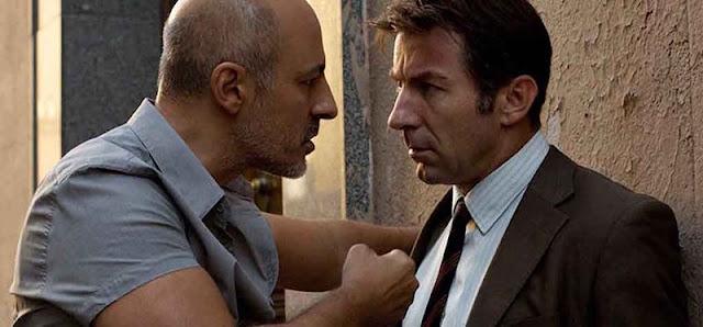 Fragmento de la película Que Dios nos perdone (2016) con Roberto Álamo y Antonio de la Torre