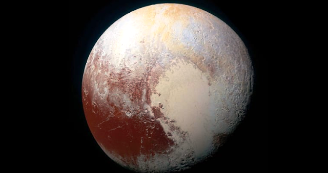 Watch:Like Pluto's get liquid water Ocean hidden beneath the surface