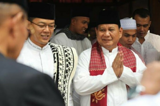 Prabowo Subianto Tak Mau Kampanye Cuma Pencitraan