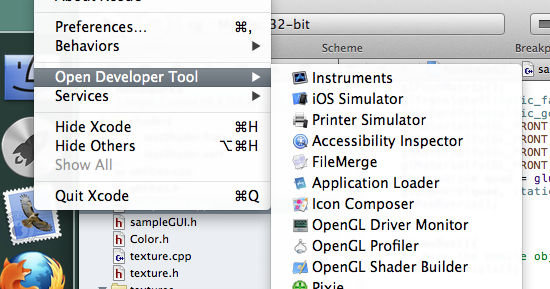 Shoot  Trouble : Adding to the XCode