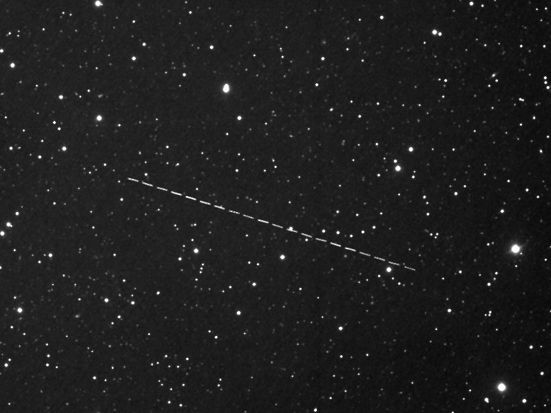 Astroblog: Asteroid 2014 JO25 recedes from view (20 April ...