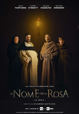 The Name Of The Rose 2019 Miniseries Poster 14