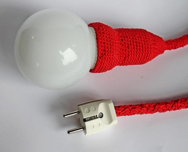 grimmskram strickliesel lampe. Black Bedroom Furniture Sets. Home Design Ideas
