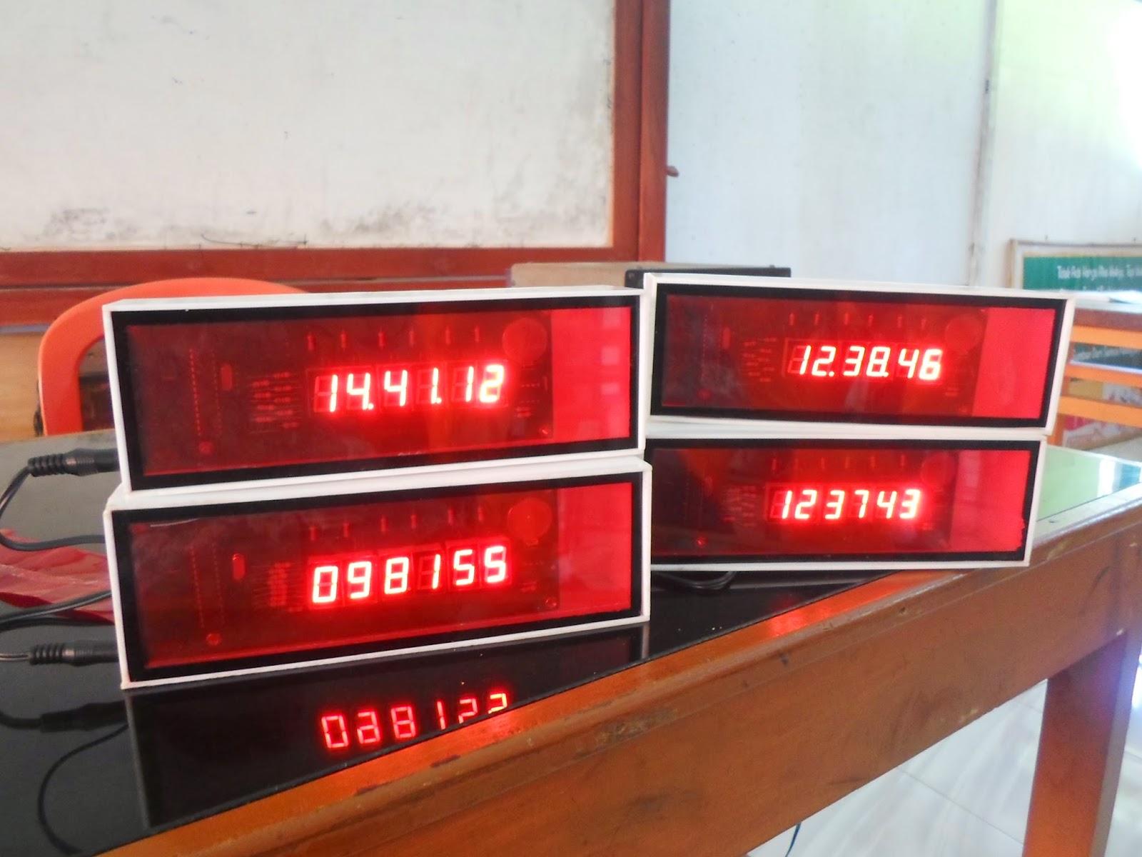 di Posting kali ini saya akan mengajari bagaimana membuat Jam digital  dengan Mikrokontroller ATmega8. Langkah Pertama   d3a52ac457