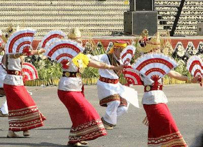 Tari Melinting Tarian Daerah Provinsi Lampung