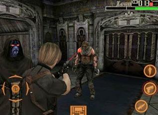 Resident Evil 4 Mod Apk Data
