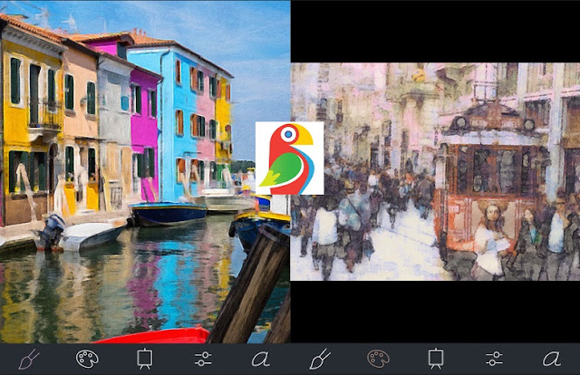 Apple offers $4.99 Brushstroke App for free download via its new Apple Store app. Brushstroke app is a photo editing app which transforms your album photos and snaps into beautiful paintings in one touch.