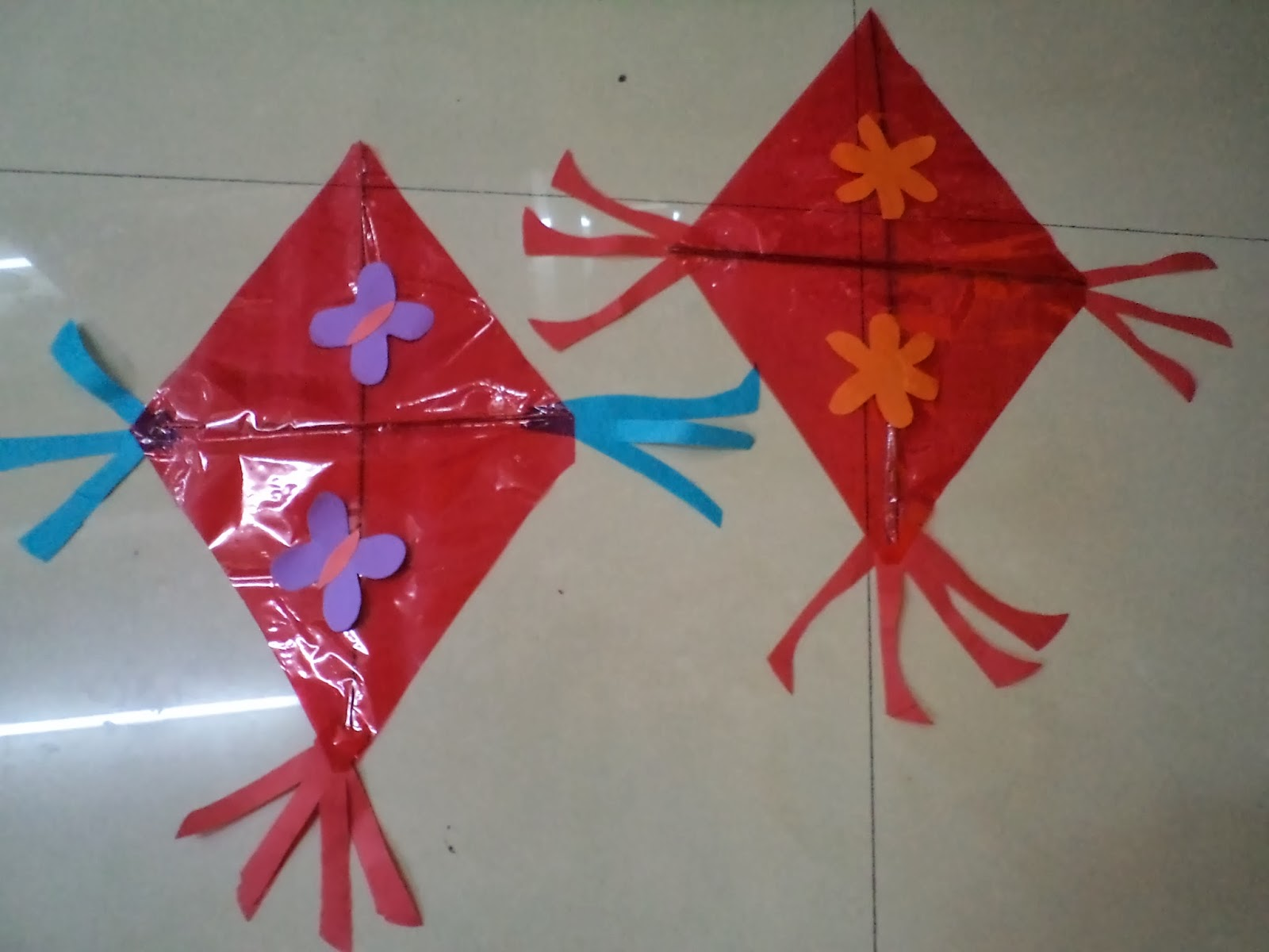 Kite Making Kharadi