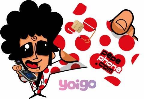 PepePhone con cobertura Yoigo 3G / 4G