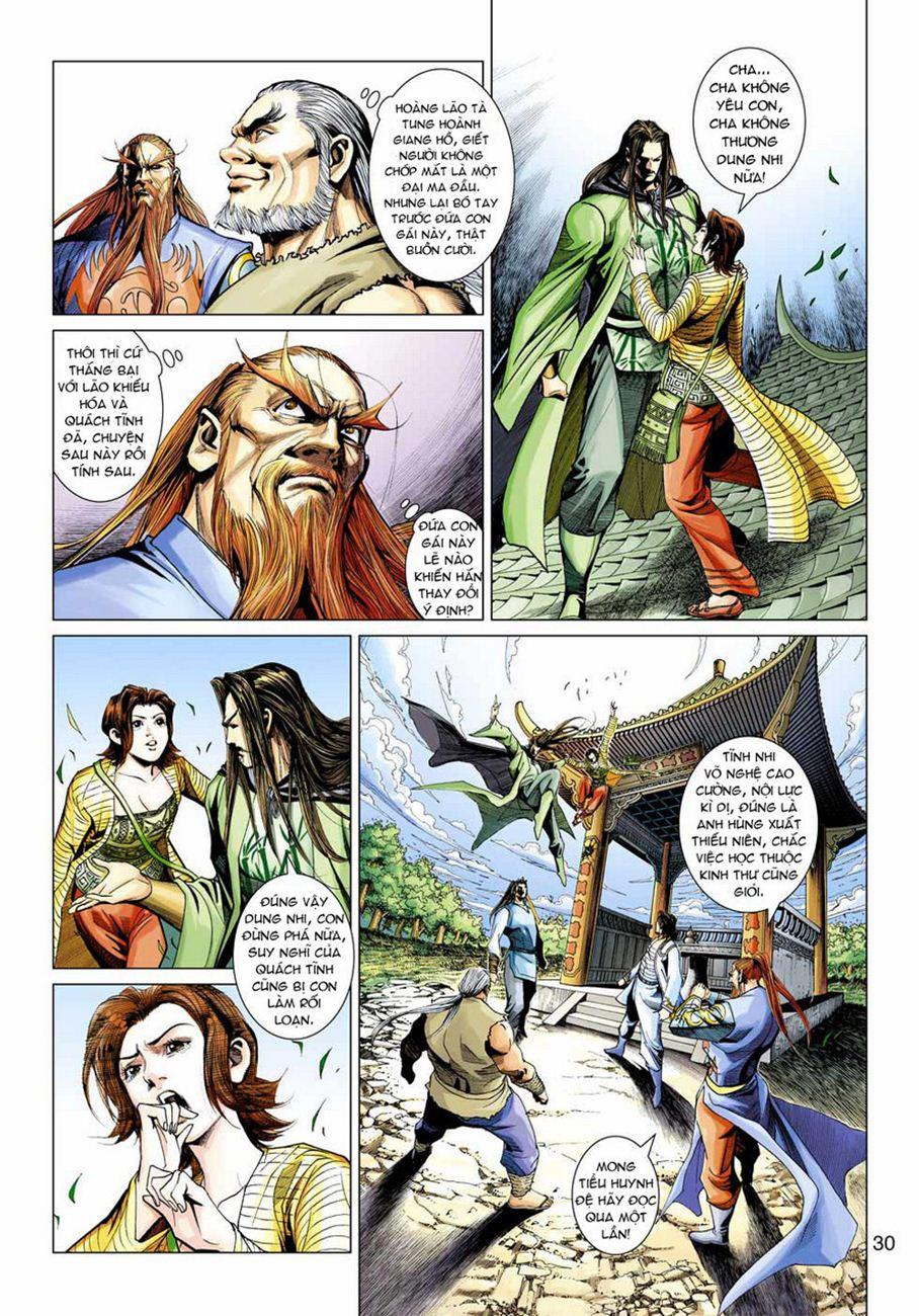 Anh Hùng Xạ Điêu anh hùng xạ đêu chap 47 trang 30