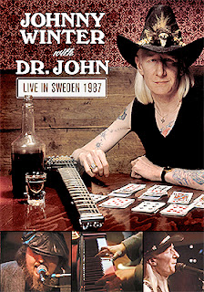 DVD & Blu-Ray Release Report, Johnny Winter, Ralph Tribbey