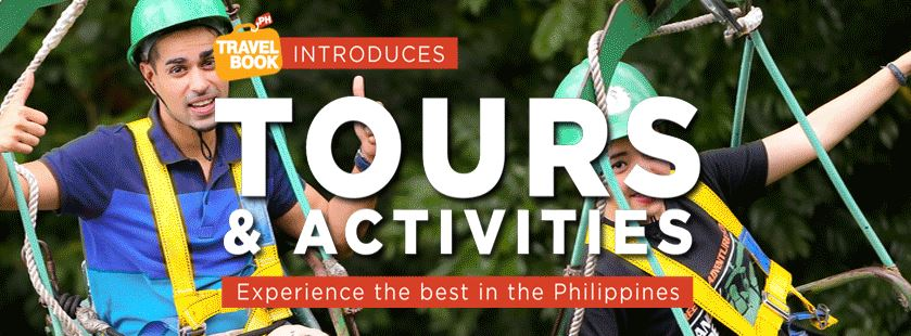 TravelBook.ph's Tours, Activities and Transfers