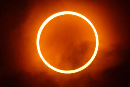 Gerhana Matahari Tahun Ini Mirip Seperti di Zaman Nabi