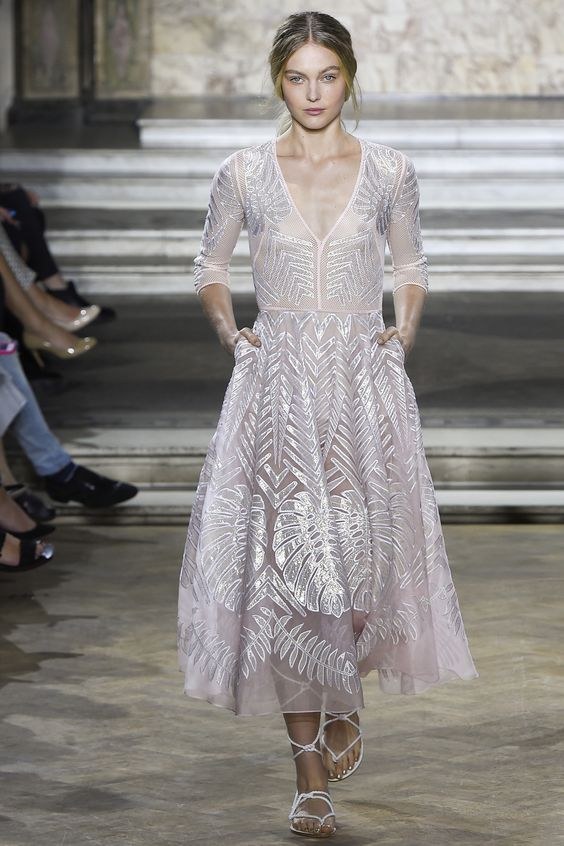Straight From The Runway - My 15 Faves From The Temperley London Spring 2016 Collection
