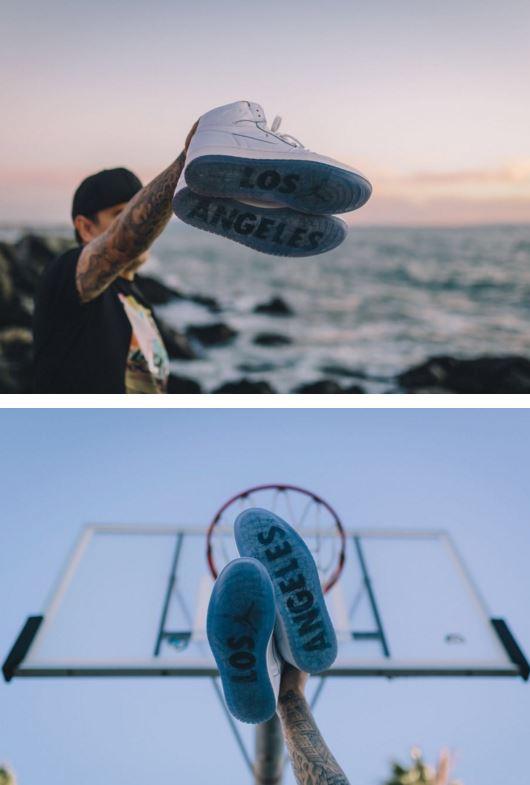 afd135feb91 ... Air Jordan 1 'Los Angeles' Retro Sneaker finally releasing at the Flight  23 at Footaction located at 1235 3rd Street Promenade Santa Monica, ...