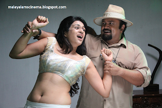 "Prabhu in movie ""Dracula 2012"""
