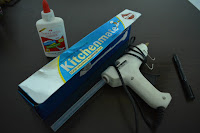 Easy craft, Glue gun uses