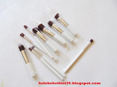 rosegal brushes