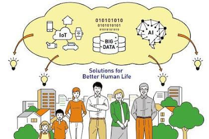 Perbedaan Revolusi Industri 1.0, 2.0, 3.0, 4.0 dan 5.0